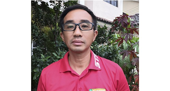 PATRICK CHOONG - MALAYSIA COUNTRY MANAGER