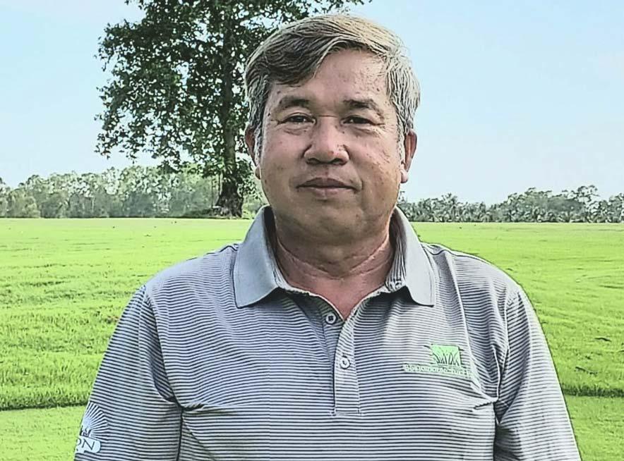 UBON PHUPHADEN, FARM MANAGER