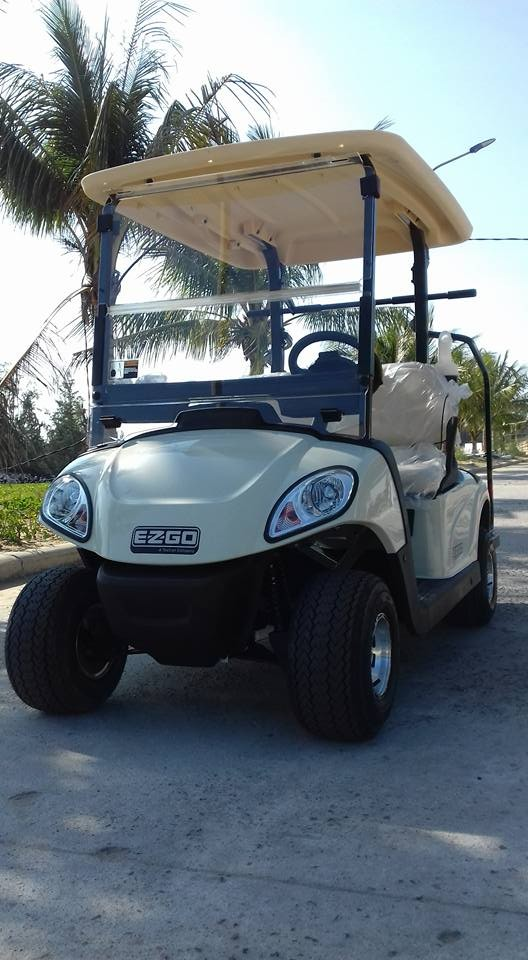 Top up more 40 vehicles EZGO LXi for FLC Quy Nhon