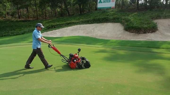 New Shibaura GFlow22 for Chi Linh Golf Course, Vietnam (Oct 2017)