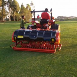 Terra Spike GXi8 delivered to Pyio Oo Lwin Golf Club in Myanmar