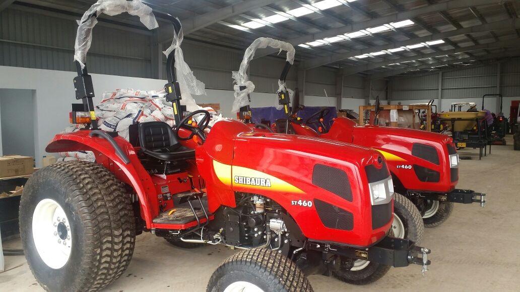 Shibaura Tractor ST460 for Vinpearl Vu Yen